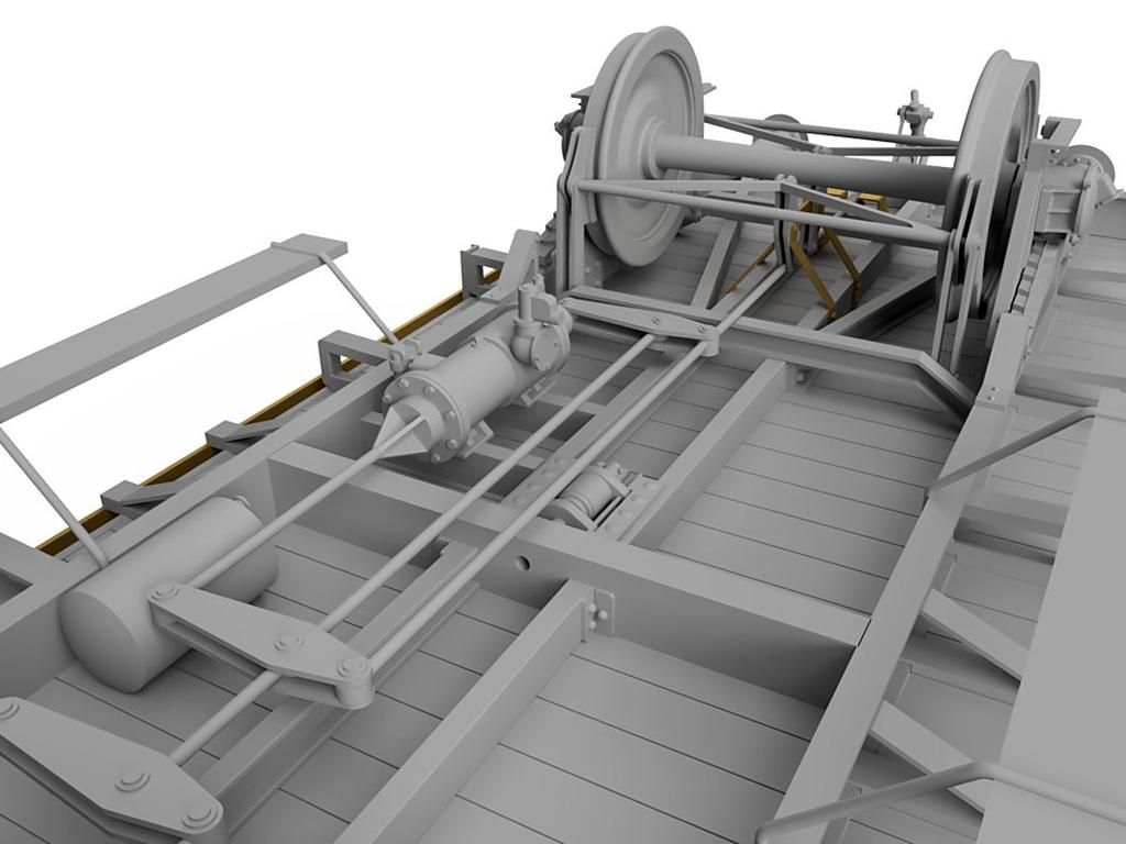 Vagon Alemán de carga G10  (Vista 7)