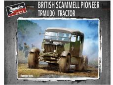 British Scammell Pioneer Tractor TRMU30 - Ref.: THUN-35204