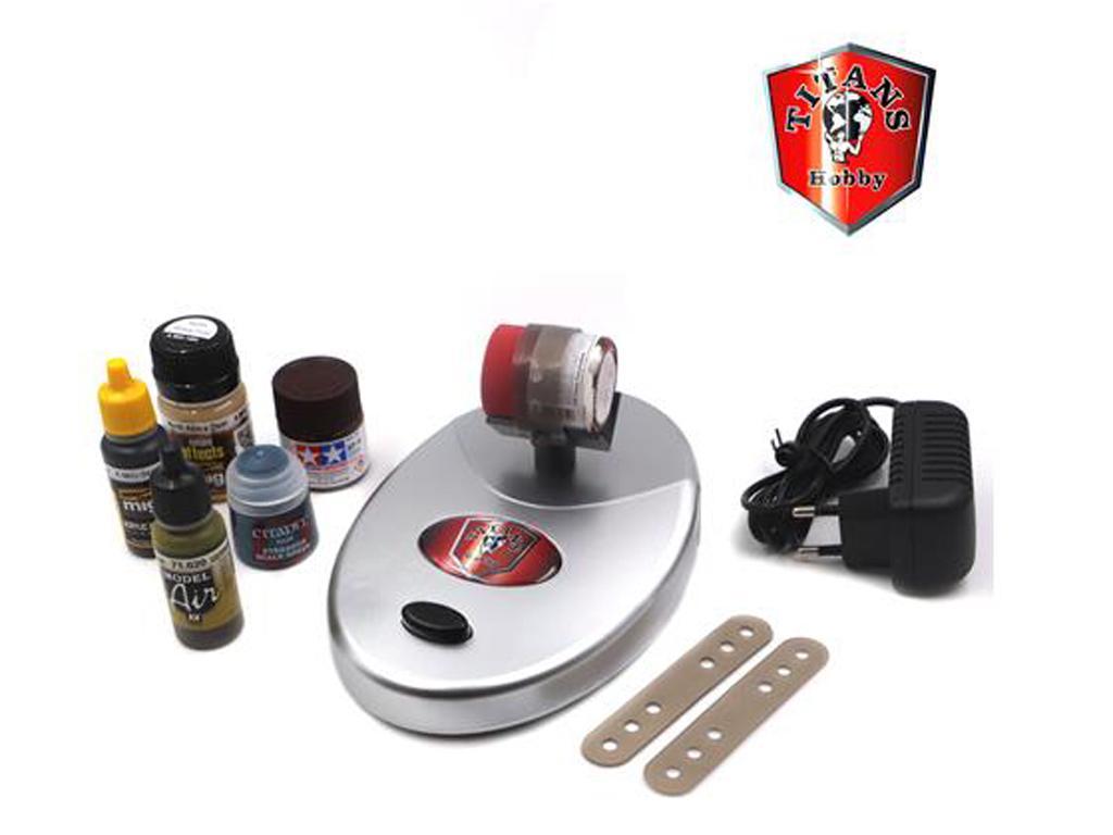 Mezclador de pintura eléctrico (Vista 1)