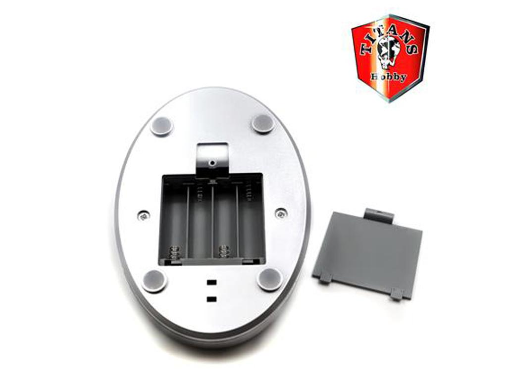 Mezclador de pintura eléctrico (Vista 2)