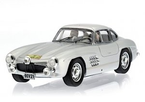 Mercedes Benz 300 SL Liege-Roma Winner 1  (Vista 1)