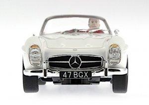 Mercedes Benz 300 SL Roadster 1957   (Vista 2)
