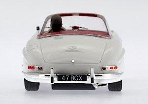 Mercedes Benz 300 SL Roadster 1957   (Vista 3)