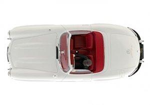 Mercedes Benz 300 SL Roadster 1957   (Vista 4)