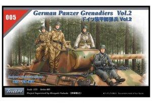 German Panzer Grenadiers Vol.2 - Ref.: TRIS-35005