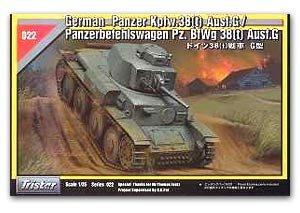 Pz. Kpfw / Pz. BfWg 38 (t) Ausf. G - Ref.: TRIS-35022