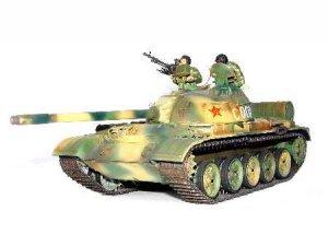 Type 59II Chinese Medium Tank - Ref.: TRUM-00303