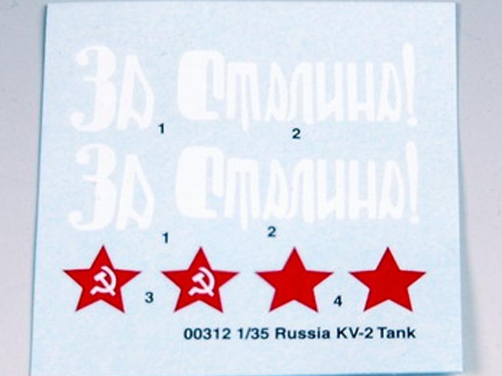KV-2 Russian Tank  (Vista 11)