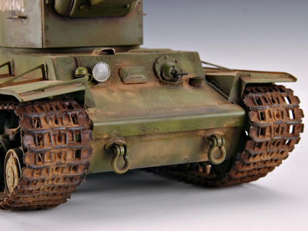 KV-2 Russian Tank  (Vista 7)