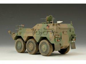 JGSDF Type82 6x6 Armored Car   (Vista 2)