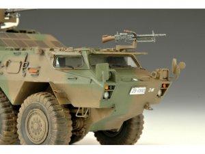 JGSDF Type82 6x6 Armored Car   (Vista 4)