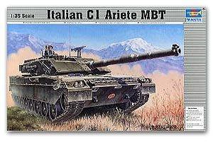 Italian C1 Ariete MBT - Ref.: TRUM-00332