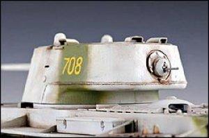 KV1 (Model 1942) Heavy Cast Turret Tank  (Vista 2)