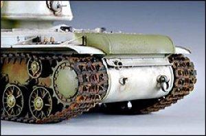 KV1 (Model 1942) Heavy Cast Turret Tank  (Vista 3)