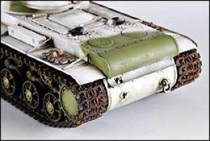 KV1 (Model 1942) Heavy Cast Turret Tank  (Vista 5)