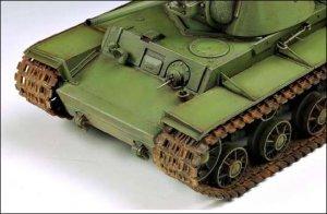 Russia KV-1 model 1942 Lightweight Cast  (Vista 3)