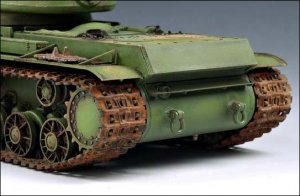 Russia KV-1 model 1942 Lightweight Cast  (Vista 6)