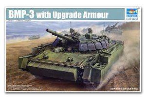 Russia BMP-3 Fighting Vehicle / ERA Armo - Ref.: TRUM-00365