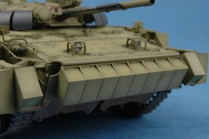 Russia BMP-3 Fighting Vehicle / ERA Armo  (Vista 6)