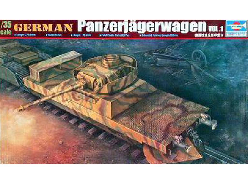German Panzerjagerwagen - Ref.: TRUM-00368
