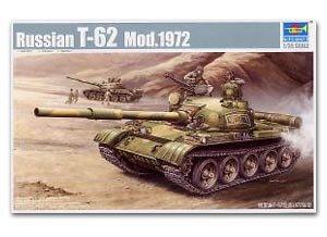 Russian T-62 Mod 1972 - Ref.: TRUM-00377
