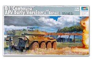 Italian B1 Centauro Tank Destroyer - Ref.: TRUM-00386