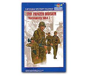 12th Panzer Division Normandy 1944  (Vista 1)
