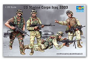 U.S. Marine Corp Iraq 2003  (Vista 1)