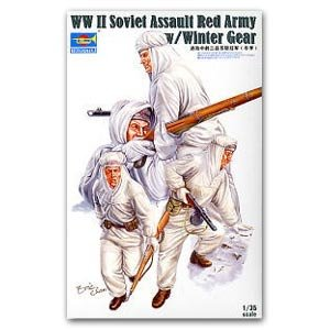 WWII Soviet Red Army  (Vista 1)