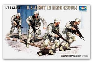U.S.Army in Iraq 2005  (Vista 1)