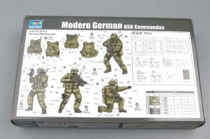 Modern German KSK Commandos  (Vista 2)