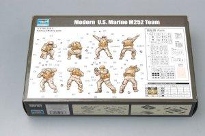 Modern U.S.Marine M252 Team  (Vista 2)