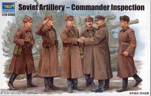 Soviet Artillery – Commander Inspection  (Vista 1)