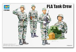 PLA Tank crew  (Vista 1)