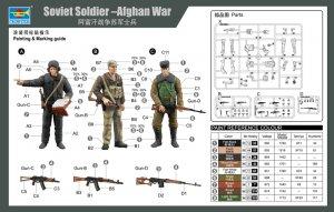 Soviet Soldier –Afghan War  (Vista 3)
