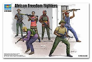 African Freedom Fighters  (Vista 1)
