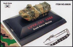 LVTP-7A1 South Korea Marines 1988  (Vista 1)