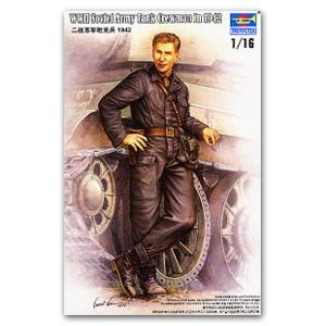 Carrista ruso 2ªG.M. 1942   (Vista 1)