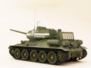 T-34/85 Model 1944 Factory No. 183  (Vista 2)