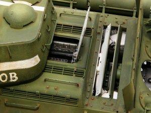 T-34/85 Model 1944 Factory No. 183  (Vista 3)