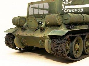 T-34/85 Model 1944 Factory No. 183  (Vista 5)