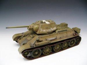 T-34/76 Model 1943  (Vista 2)