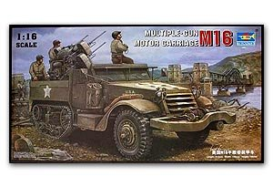 M16 Multiple-Gun Motor Carriage - Ref.: TRUM-00911