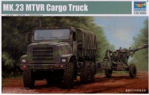 MK.23 MTVR Cargo Truck - Ref.: TRUM-01011