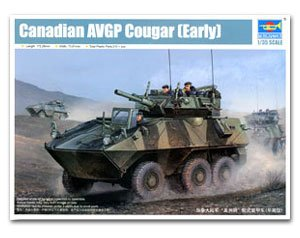 Canadian Force Cougar 6x6 Protected Mobi - Ref.: TRUM-01501