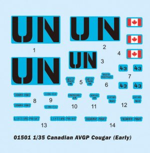 Canadian Force Cougar 6x6 Protected Mobi  (Vista 3)