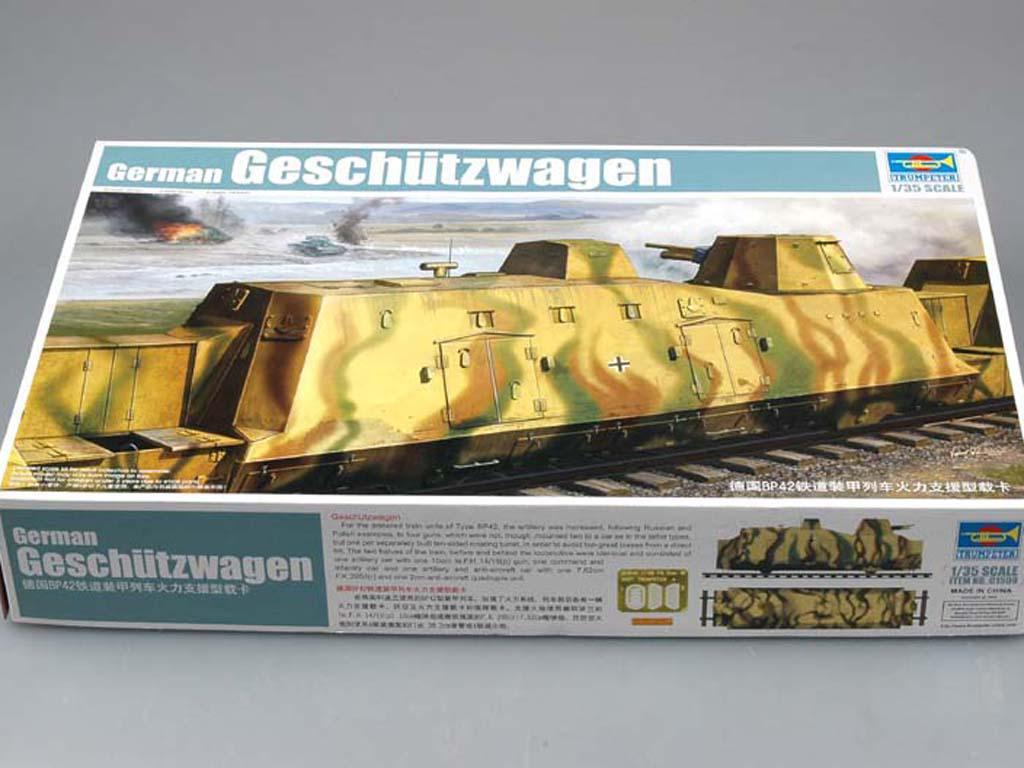 Geshutzwagen - Ref.: TRUM-01509