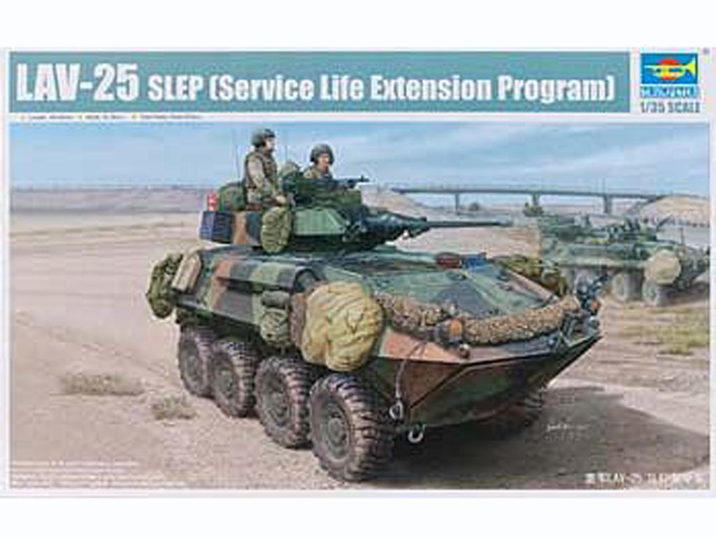 LAV-25 SLEP - Ref.: TRUM-01513