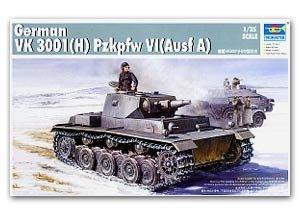 German VK 3001(H) PzKpfw VI (Ausf A) - Ref.: TRUM-01515