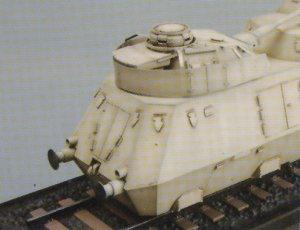 Panzerjager-Triebwagen 51  (Vista 5)